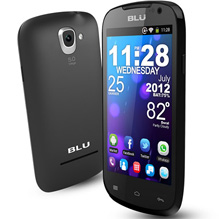 The Blu Dash 4.0 is a highly rated dual SIM phone with many premium features at a very low price.